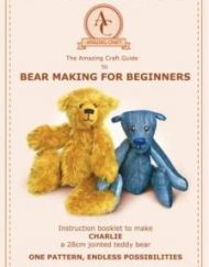 Charlie - Bear Making for Beginners