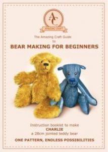 Charlie - Bear Making for Beginners