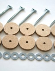 Cotter Pin Joints