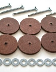 30mm cotter pin joints for jointed teddy bears