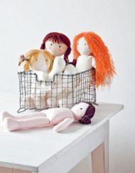 My Rag Doll by Corinne Crasbercu