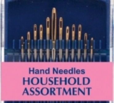 Hemline Household Assortment Hand Sewing Needles