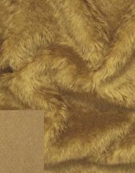 Helmbold 20mm Mohair Fabric Golden Wheat