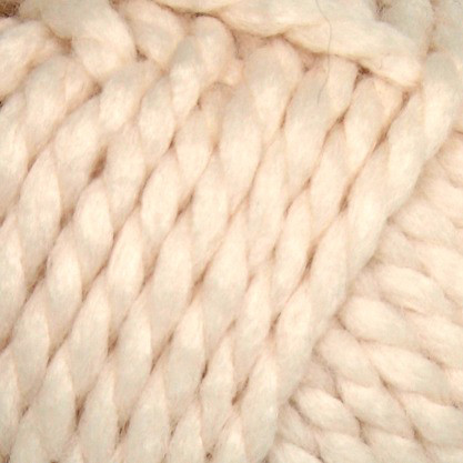 Cygnet Seriously Chunky Yarn - Cream