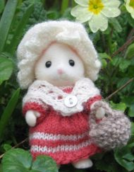 Sylvanian Family knitting pattern