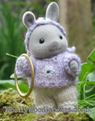 Knitting Pattern for Sylvanian Families