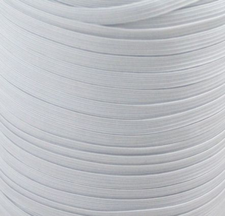 6mm Braided Elastic 8 cord 1m