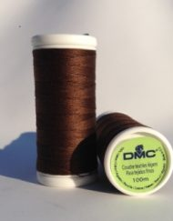 DMC Cotton Thread Brown (Shade 2336)