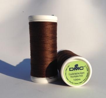 DMC Cotton Thread Brown (Shade 2336)