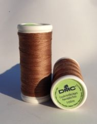 DMC Cotton Sewing Thread Light Brown (2204)