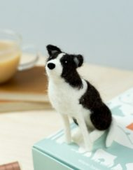 Hawthorn Handmade Border Collie Needle Felting Kit