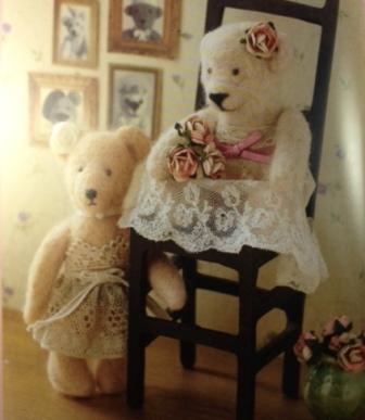 Needle Felting Bears Book