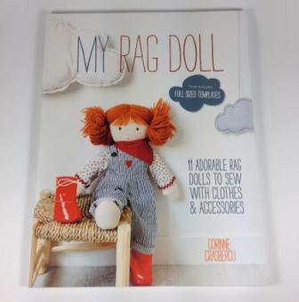 Rag Doll Making Book