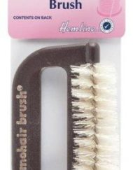 Hemline mohair brush