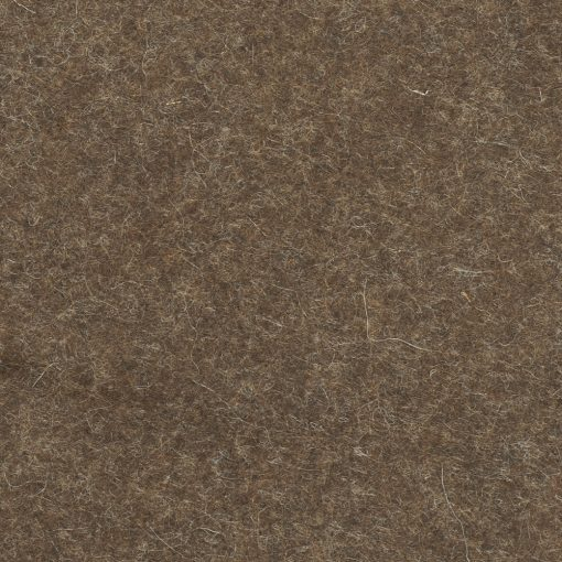 100% Wool Felt Walnut