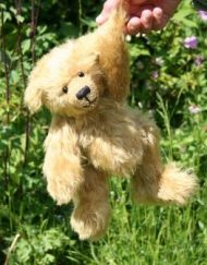 Teddy Bear Pattern - Charlie bear