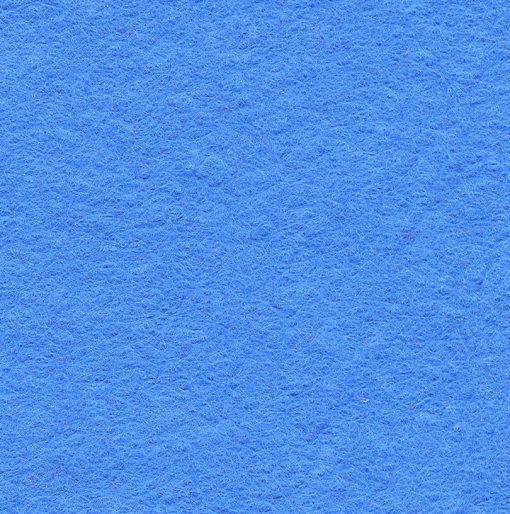30% Wool Felt - Blue