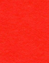 30% Wool Felt - Orange