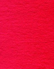 30% Wool Felt - Red