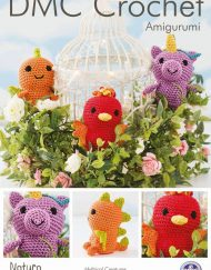 DMC Amigurumi Mythical Creatures