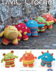 DMC Crochet Amigurumi Mini Monsters