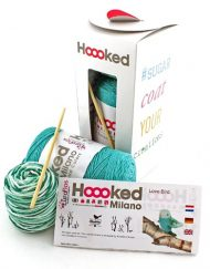 Hoooked crochet kit - Love bird Lagoon kit