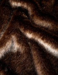 Super Luxury Faux Fur - Dark Brown