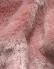 Super Luxury Faux Fur - Strawberry Cream