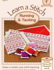 Learn a Stitch - Running & Tacking