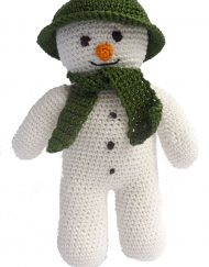 DMC The Snowman Crochet Pattern