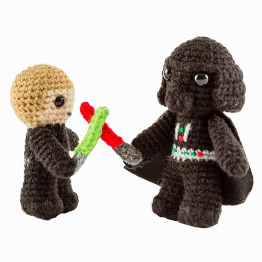 Star Wars Crochet Characters