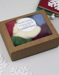 Hawthorn Handmade Christmas Wool Creativity Bundle
