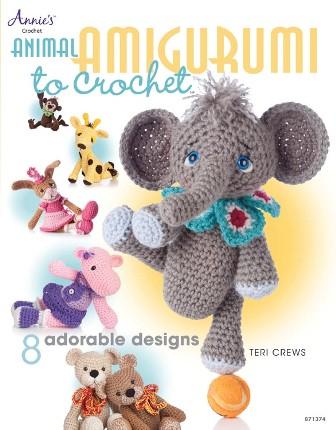 Animal Amigurumi to Crochet by Teri Crews