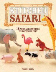 Stitched Safari by Tomomi Maeda