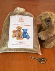 Charlie Teddy Bear Making Kit & Bear