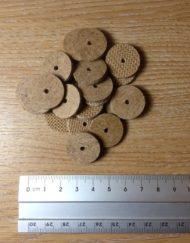 Hardboard disks 21mm