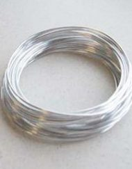 2mm Aluminium Jewellery Wire