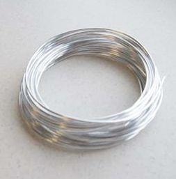 2mm Aluminium Jewellery Wire