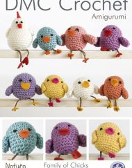 DMC Family of Chicks Crochet Pattern