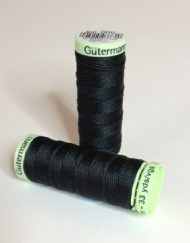 Gutermann Top Stitch Black