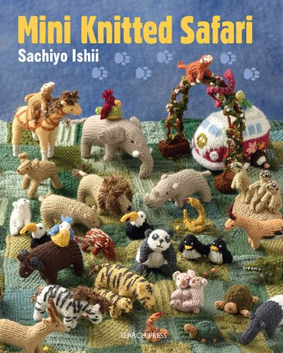 Mini Knitted Safari by Sachiyo Ishii