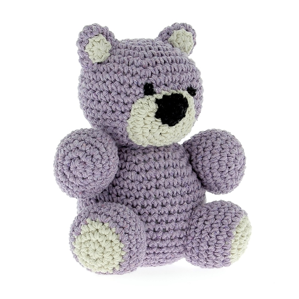 Giant Teddy Bear Crochet Kit by Wool Couture | 1000x1000