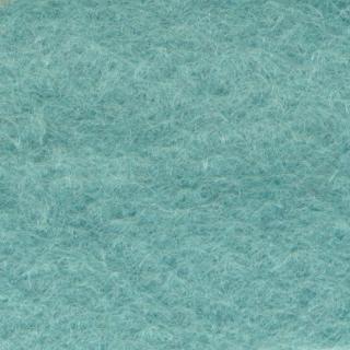 30% wool felt turquoise