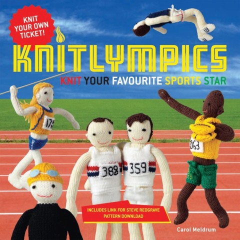 Knitlympics by Carol Meldrum