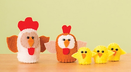 Pipsqueaks by Sally Dixon Chickens