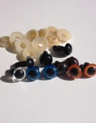 10mm Safety Eyes Mixed Pack