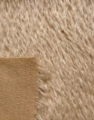 Helmbold Mohair Fabric 12mm Sparse - Pebble