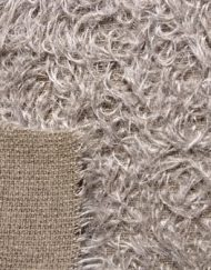 Helmbold Mohair Fabric 12mm Sparse - Steel Grey
