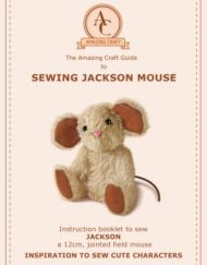 Amazing Craft Sewing Jackson Mouse
