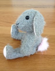Mohair Sophia Rabbit